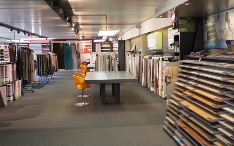 Het bedrijf collumbien groothandel verf en interieur for Interieur bedrijf