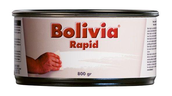 Bolivia rapid 800 gr
