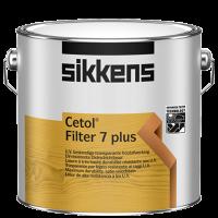 Sikkens Cetol filter 7 plus 2,5 liter (045 mahonie)
