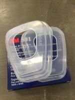 3M filterkap 501 (voor filter 5000)